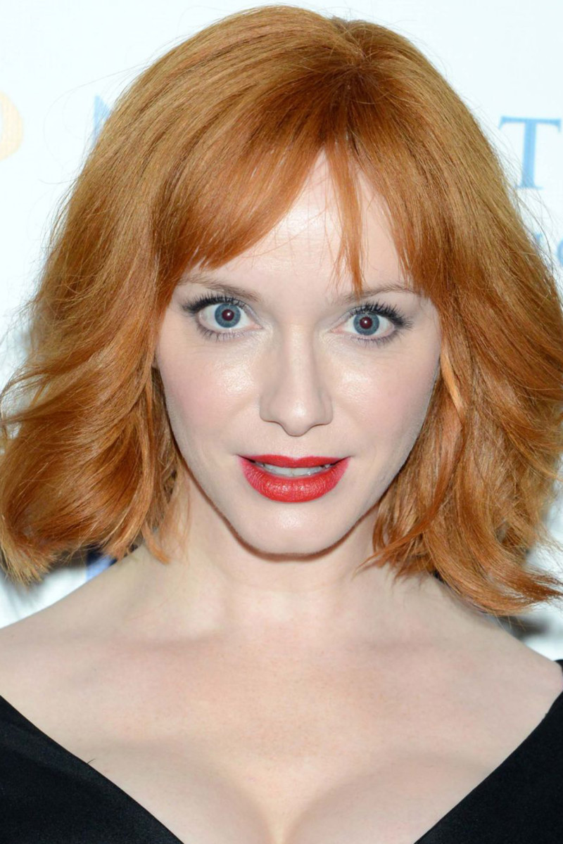 Christina Hendricks, Skin Cancer Foundation Gala, 2015