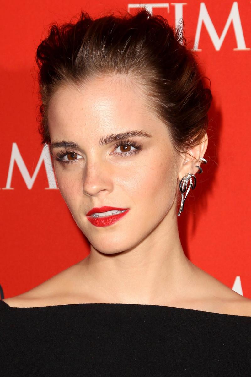 Emma Watson, Time 100 Gala, 2015