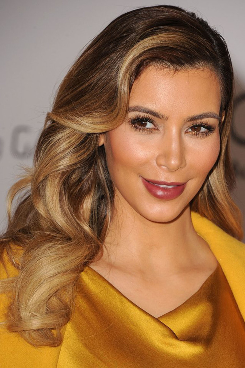 Kim Kardashian, Women in Entertainment Breakfast, 2013