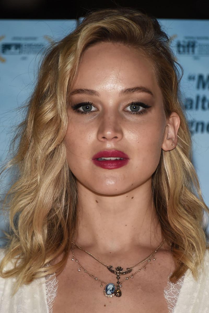 Jennifer Lawrence, Faces Places premiere, 2017