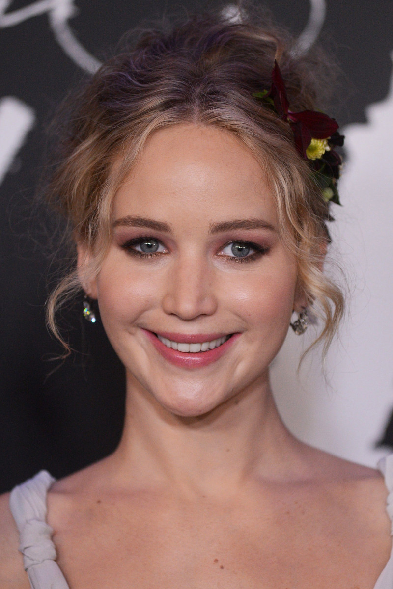 Jennifer Lawrence Before And After Beautyeditor