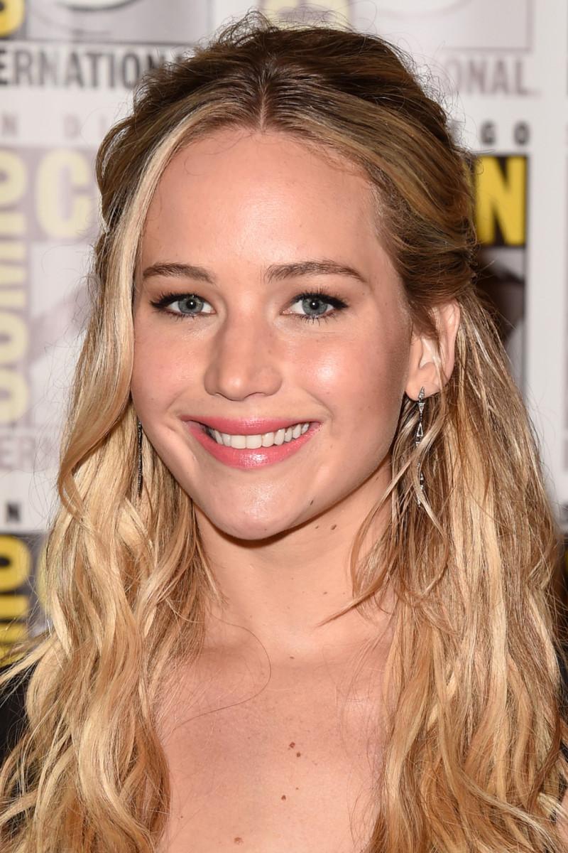Jennifer Lawrence, Comic-Con, 2015