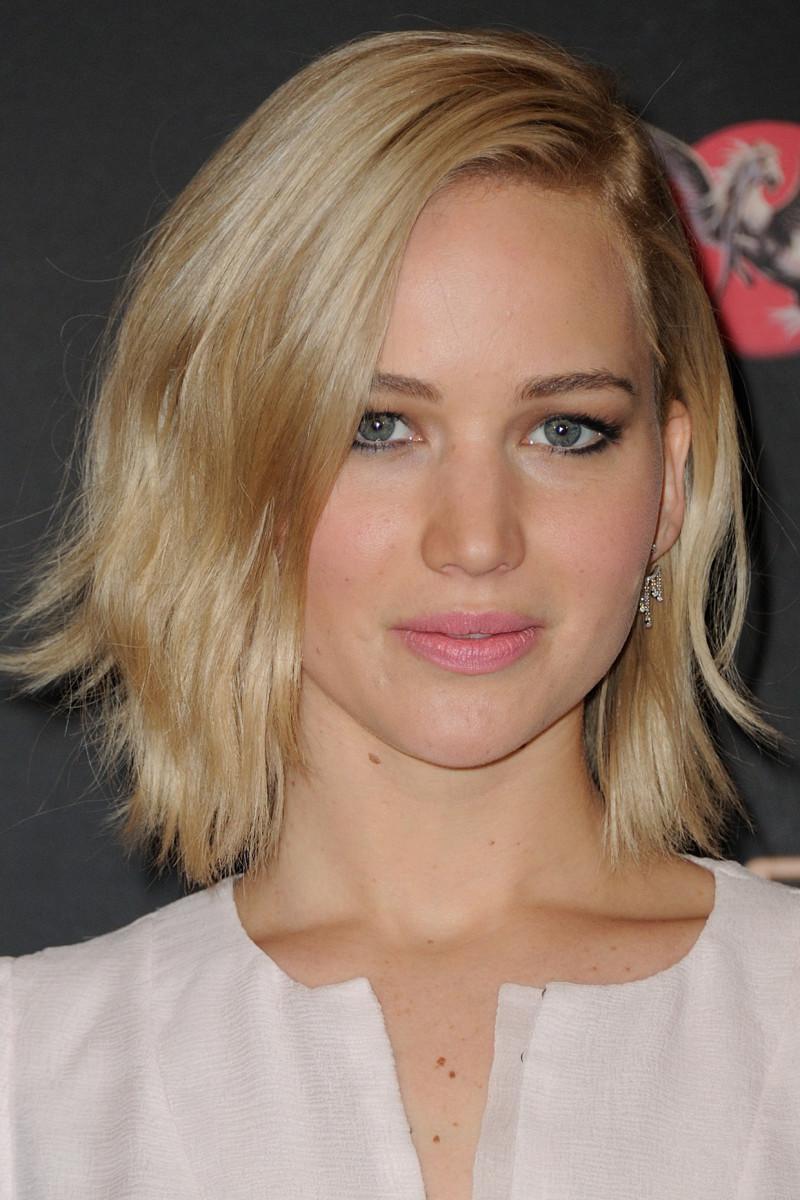 Jennifer Lawrence, The Hunger Games Mockingjay Part 2 Paris photocall, 2015