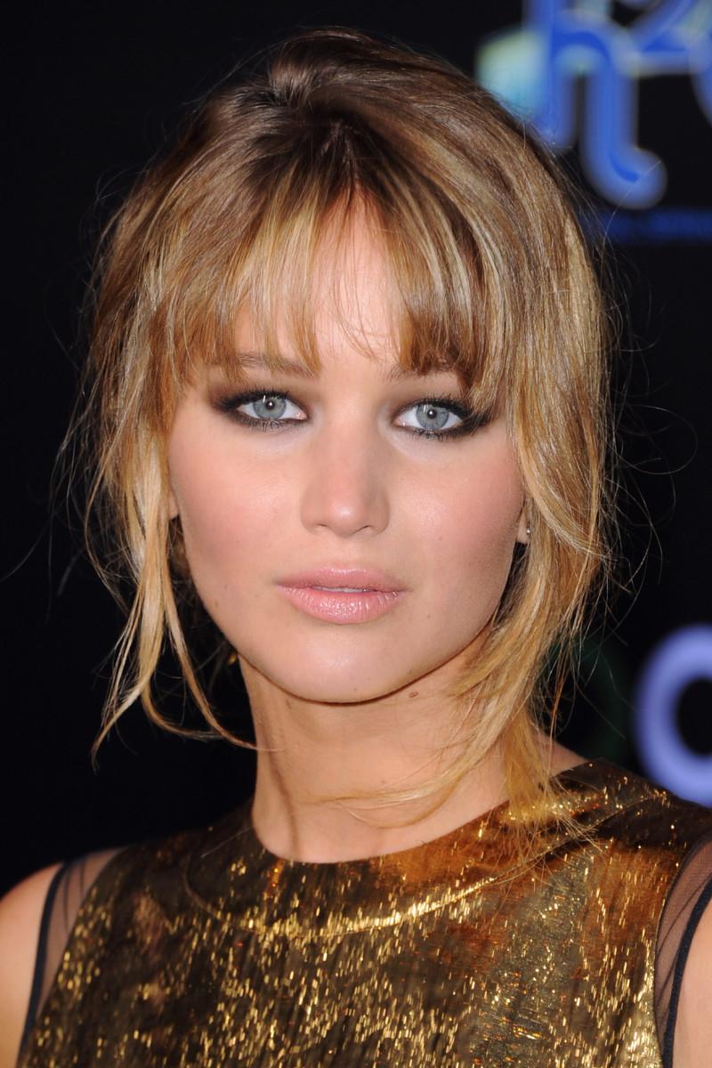Jennifer Lawrence, The Hunger Games premiere, 2012