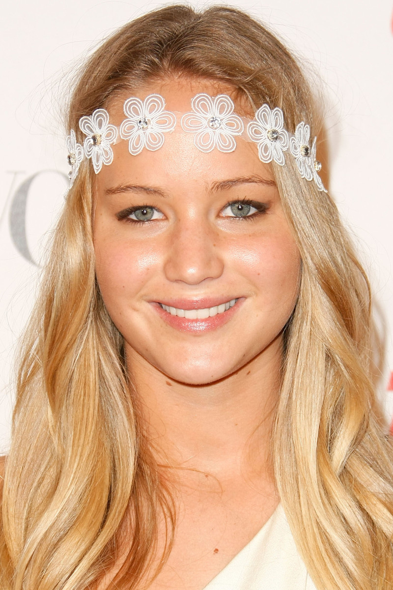 Jennifer Lawrence, Teen Vogue Young Hollywood party, 2008