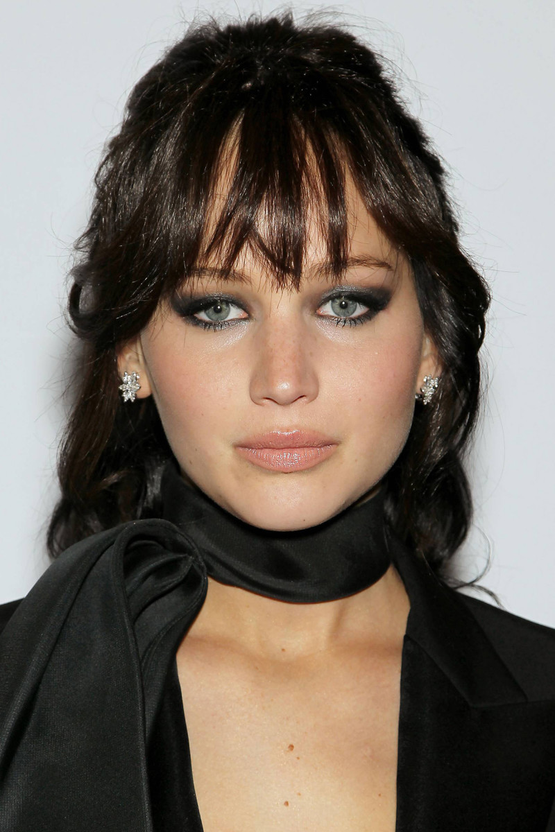 Jennifer Lawrence, Silver Linings Playbook New York premiere, 2012