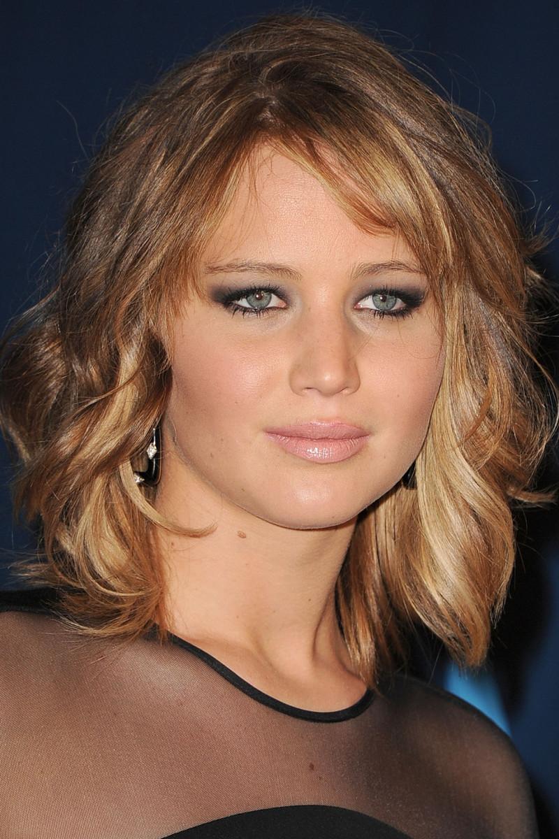 Jennifer Lawrence, GLAAD Media Awards, 2013