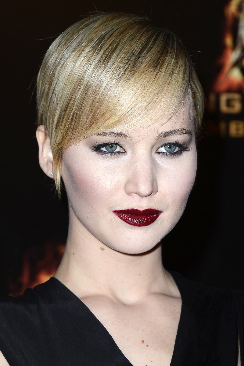 Jennifer Lawrence, The Hunger Games Catching Fire Paris premiere, 2013