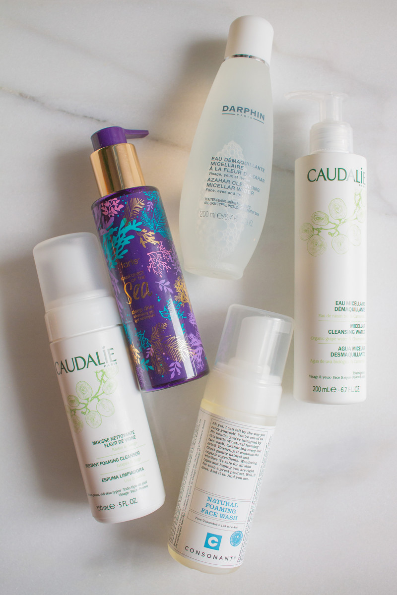Best cleansers at Sephora