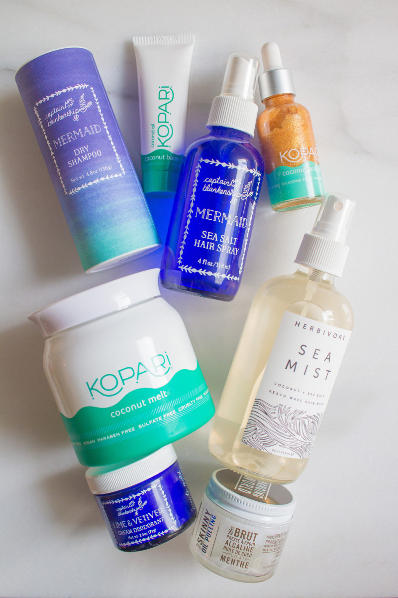 Best hair and body care at Sephora