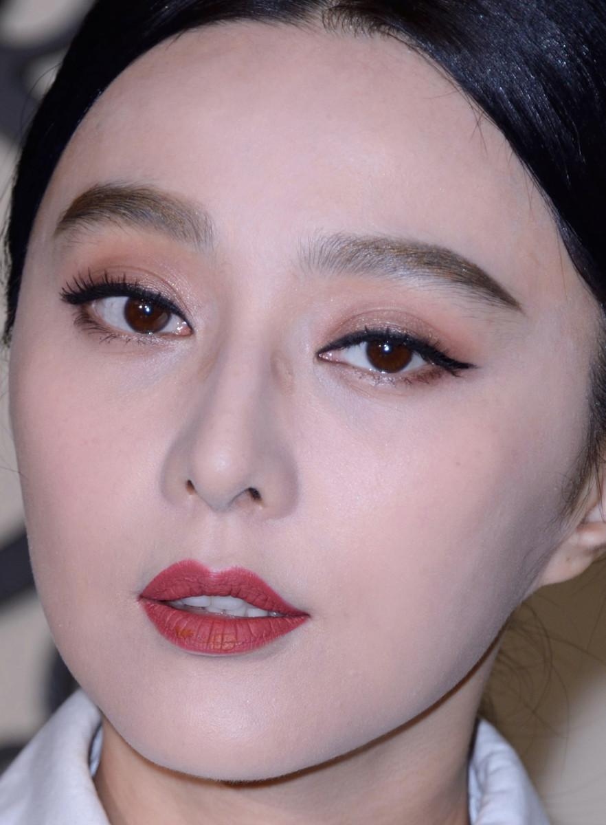 Fan Bingbing, Givenchy Spring 2018 show