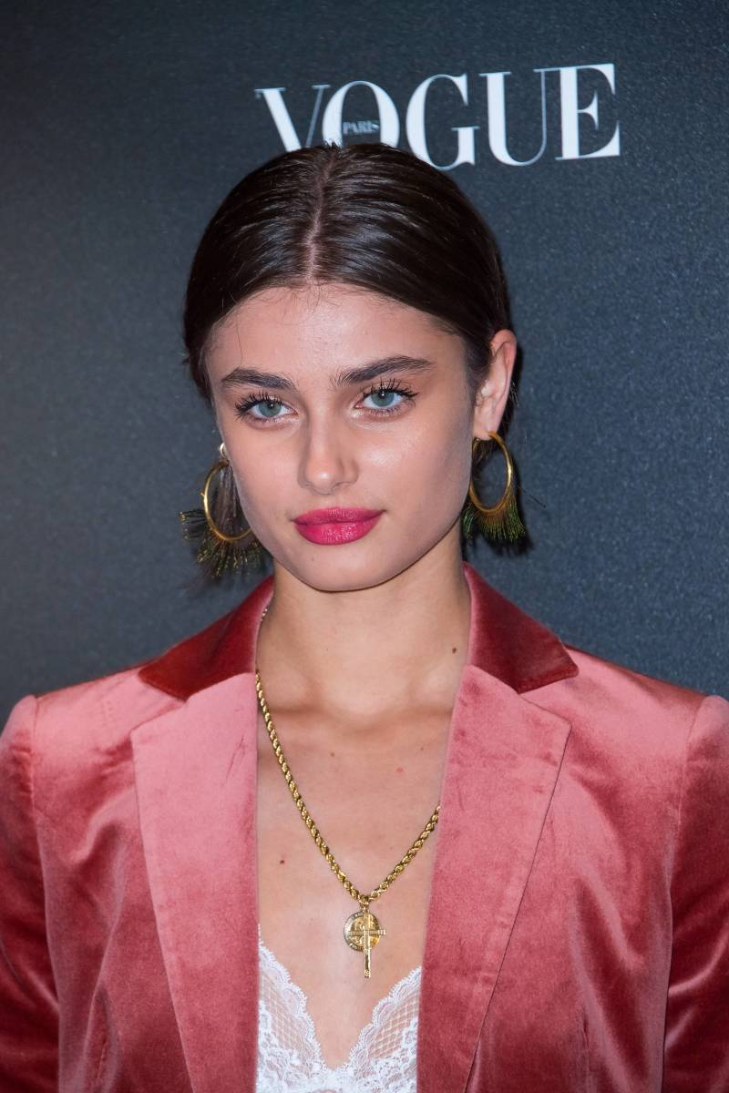 Taylor Hill, Vogue party, 2017
