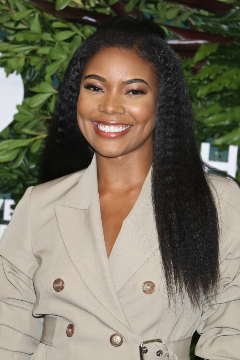 Gabrielle Union, In God's Love We Deliver Golden Heart Awards, 2017
