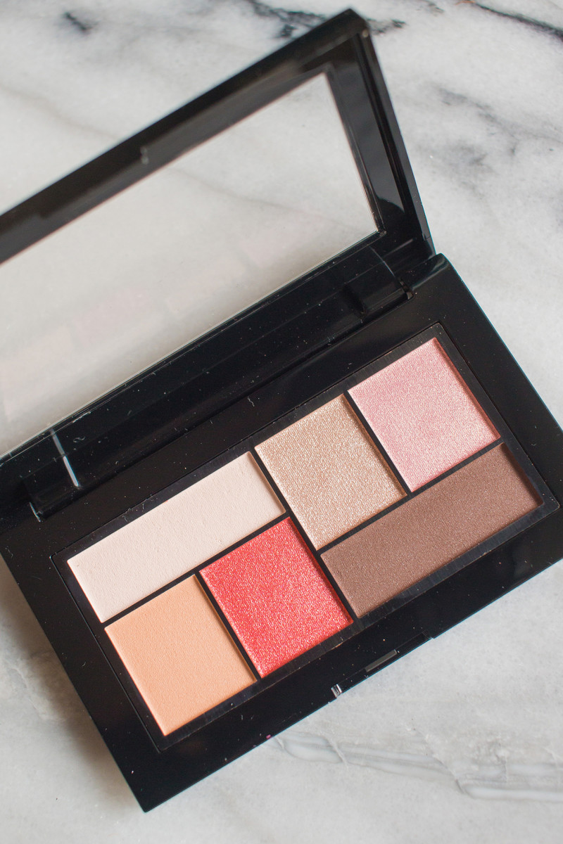 Maybelline The City Mini Palette in Downtown Sunrise