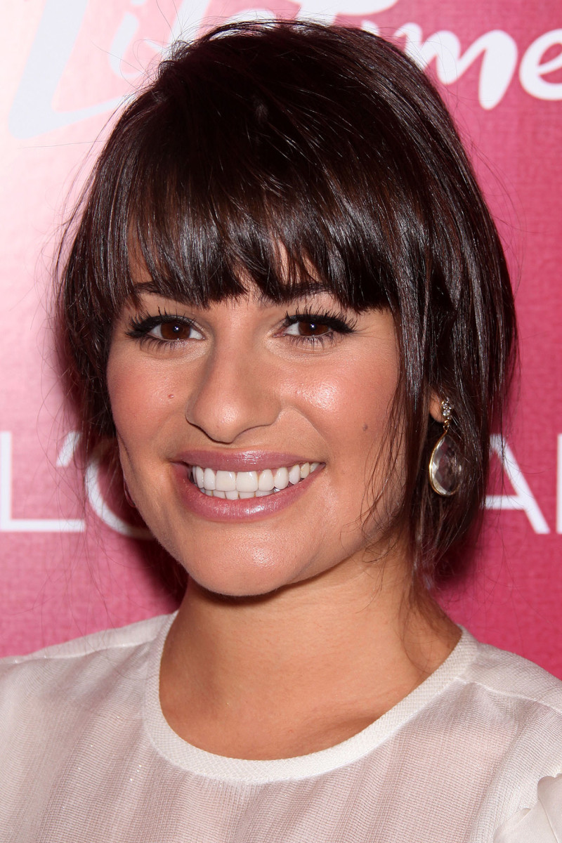 Lea Michele, Variety Power of Women event, 2011