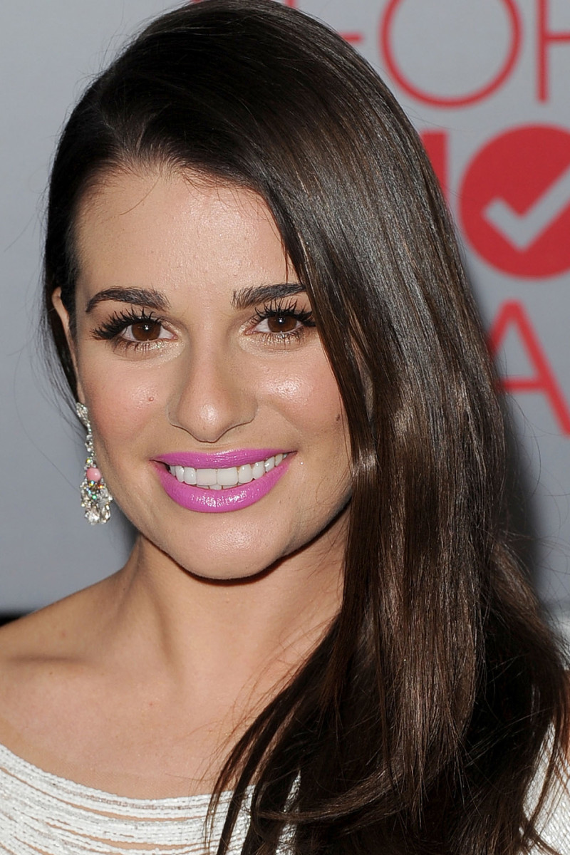 Lea Michele, People's Choice Awards, 2012