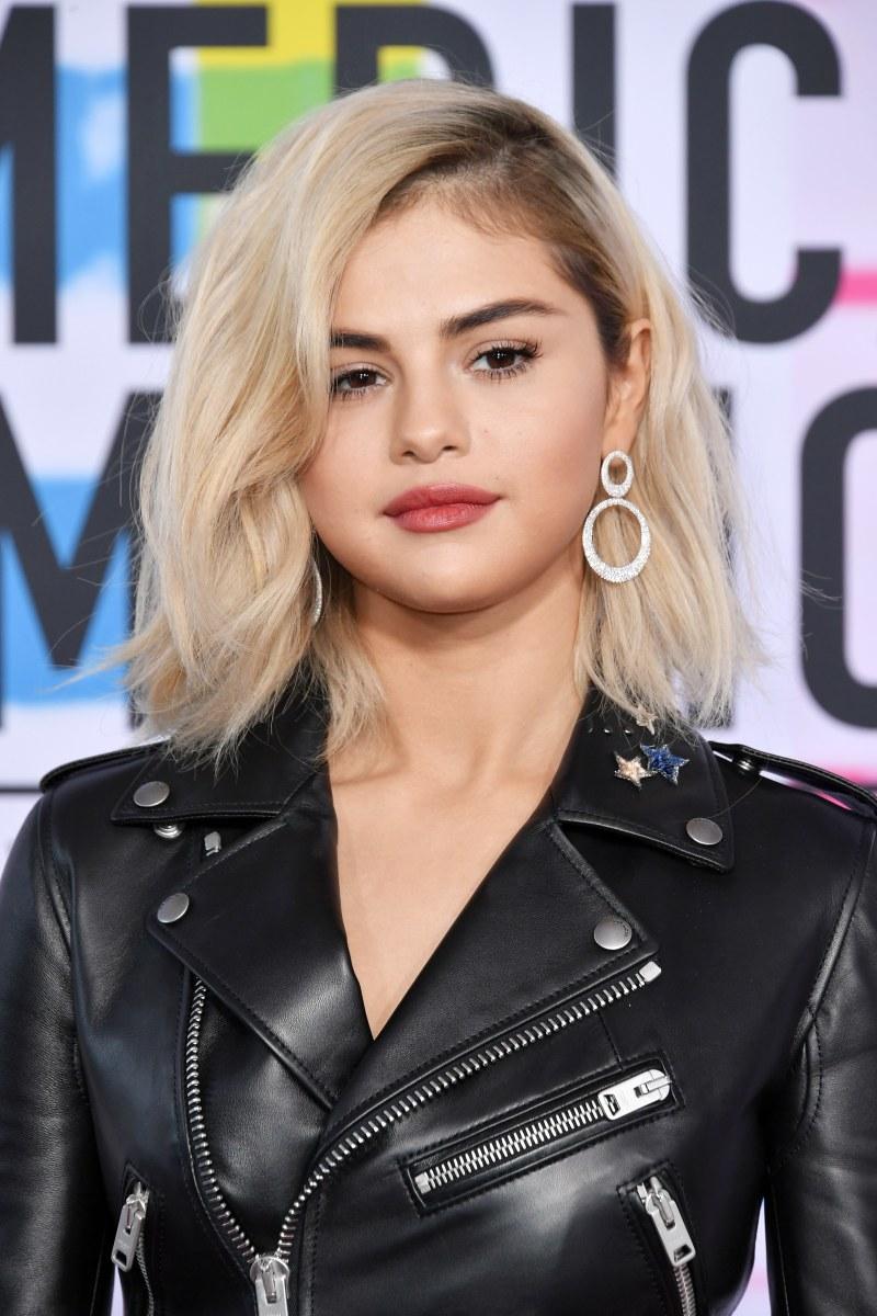 Selena Gomez, American Music Awards, 2017