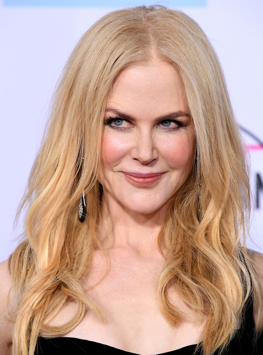 Nicole Kidman, American Music Awards, 2017