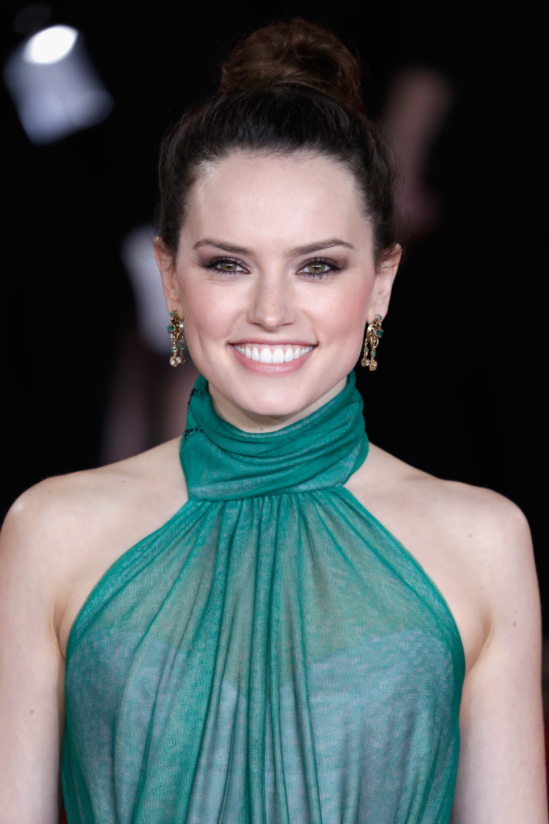 Daisy Ridley, Murder on the Orient Express London premiere, 2017