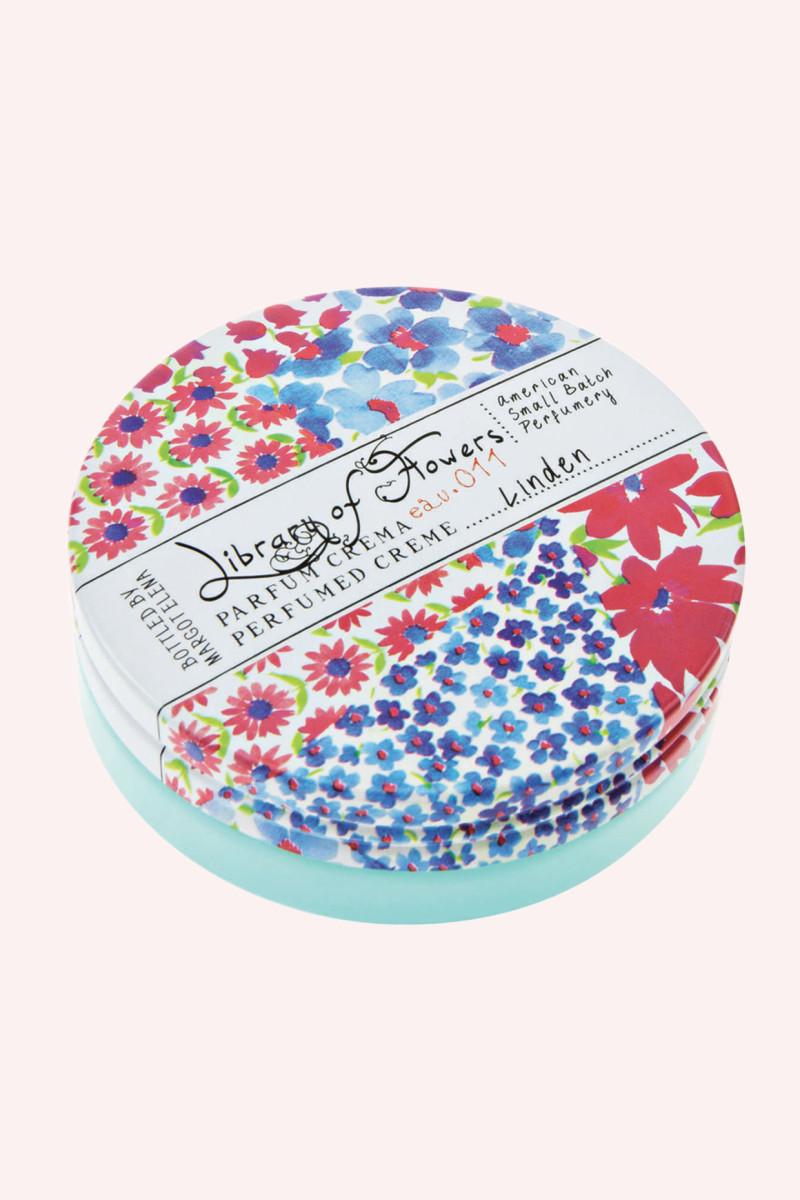 Library of Flowers Parfum Crema