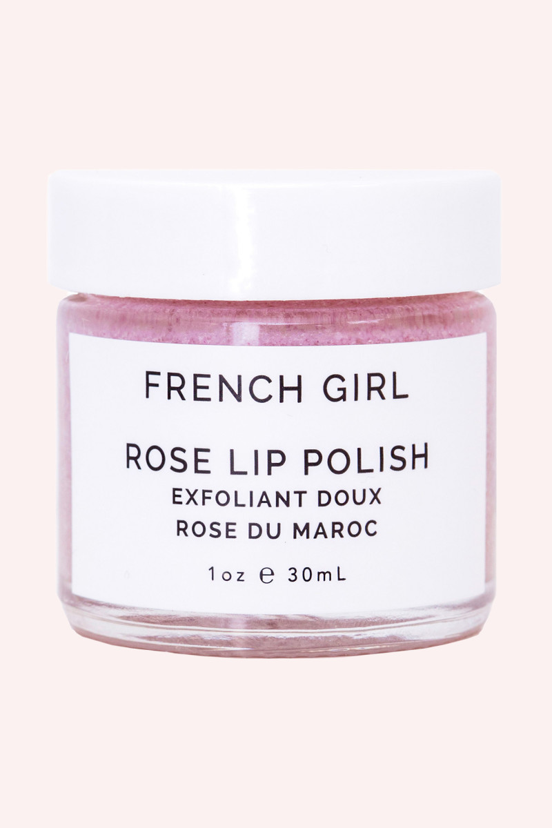 French Girl Rose Lip Polish