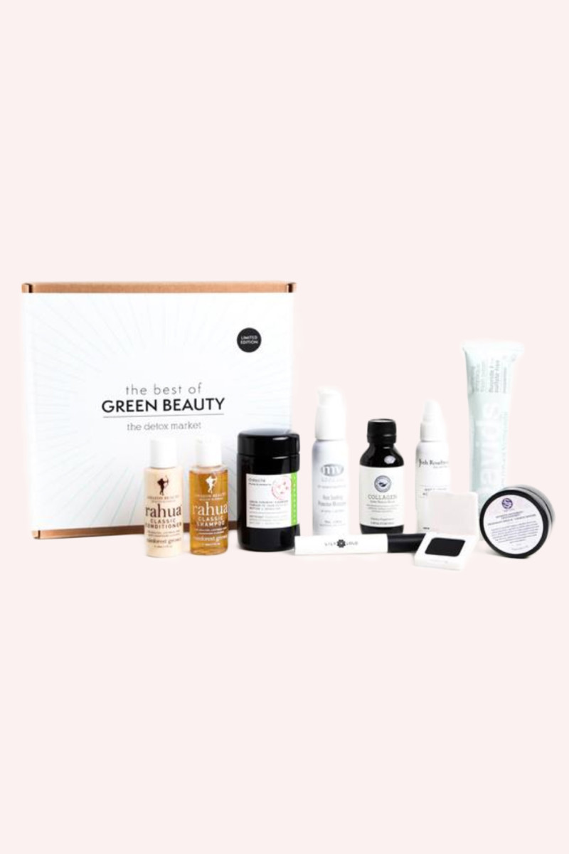 The Detox Market Best of Green Beauty Box