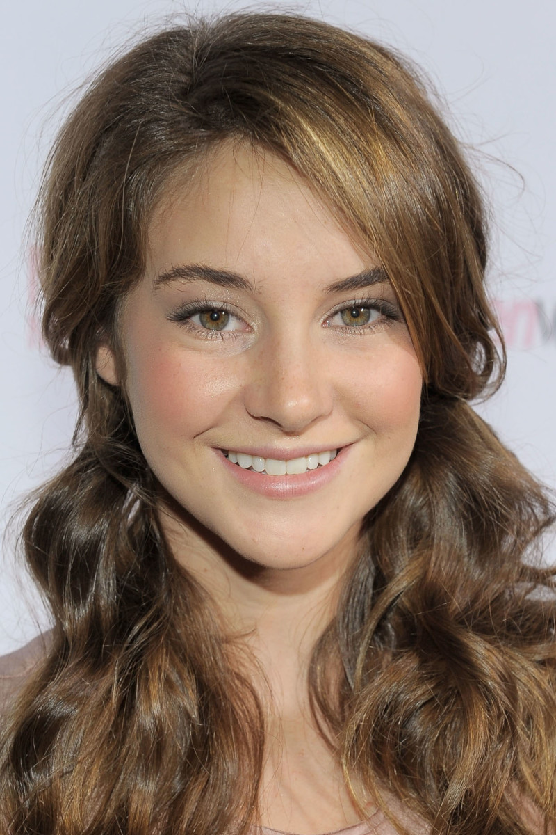 Shailene Woodley, Teen Vogue Young Hollywood party, 2010