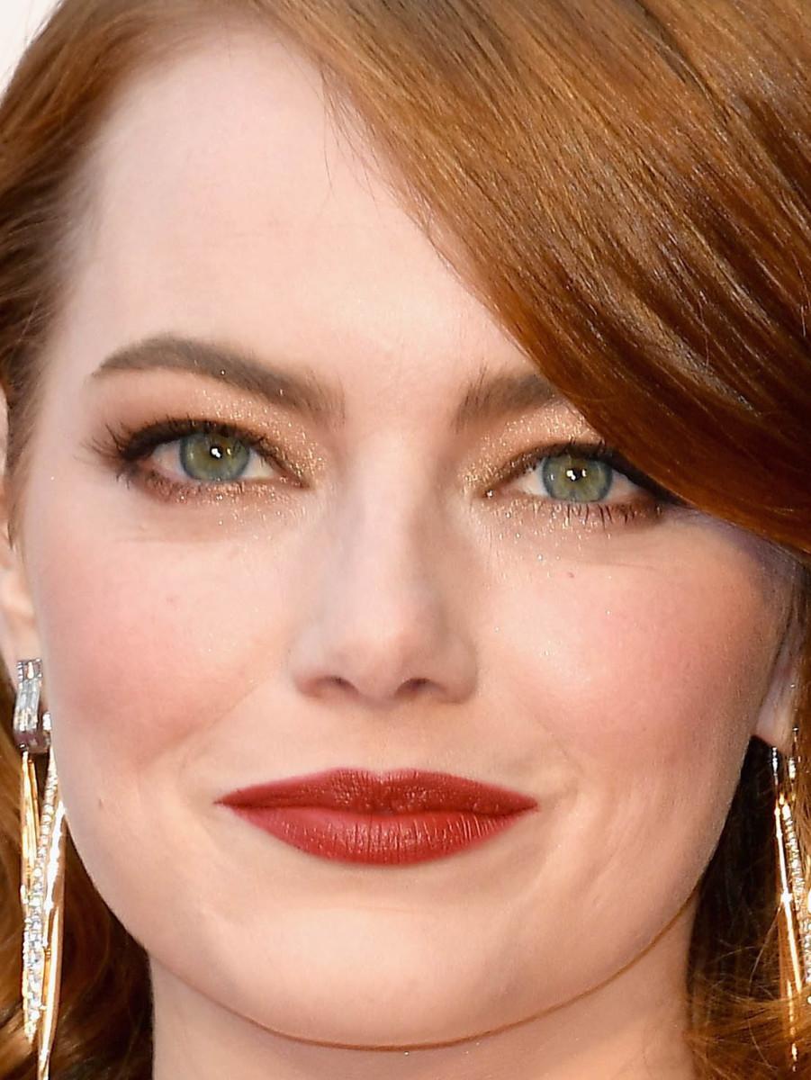 Emma Stone, Oscars 2017