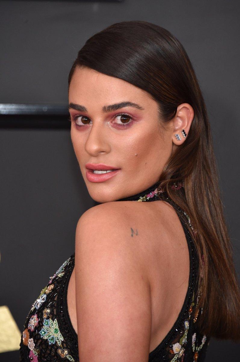 Lea Michele, Grammy Awards 2017