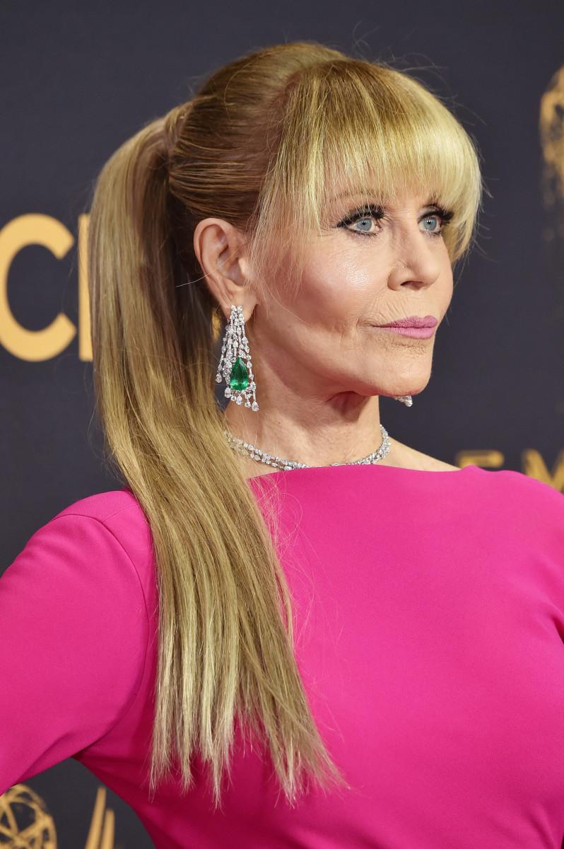 Jane Fonda, Emmy Awards, 2017
