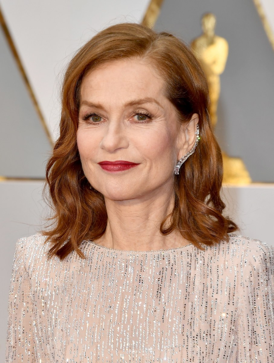 Isabelle Huppert, Oscars 2017