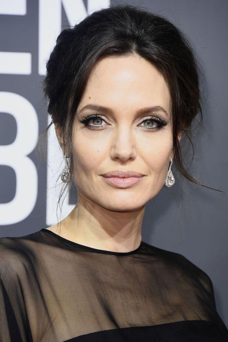 Angelina Jolie, Golden Globe Awards, 2018