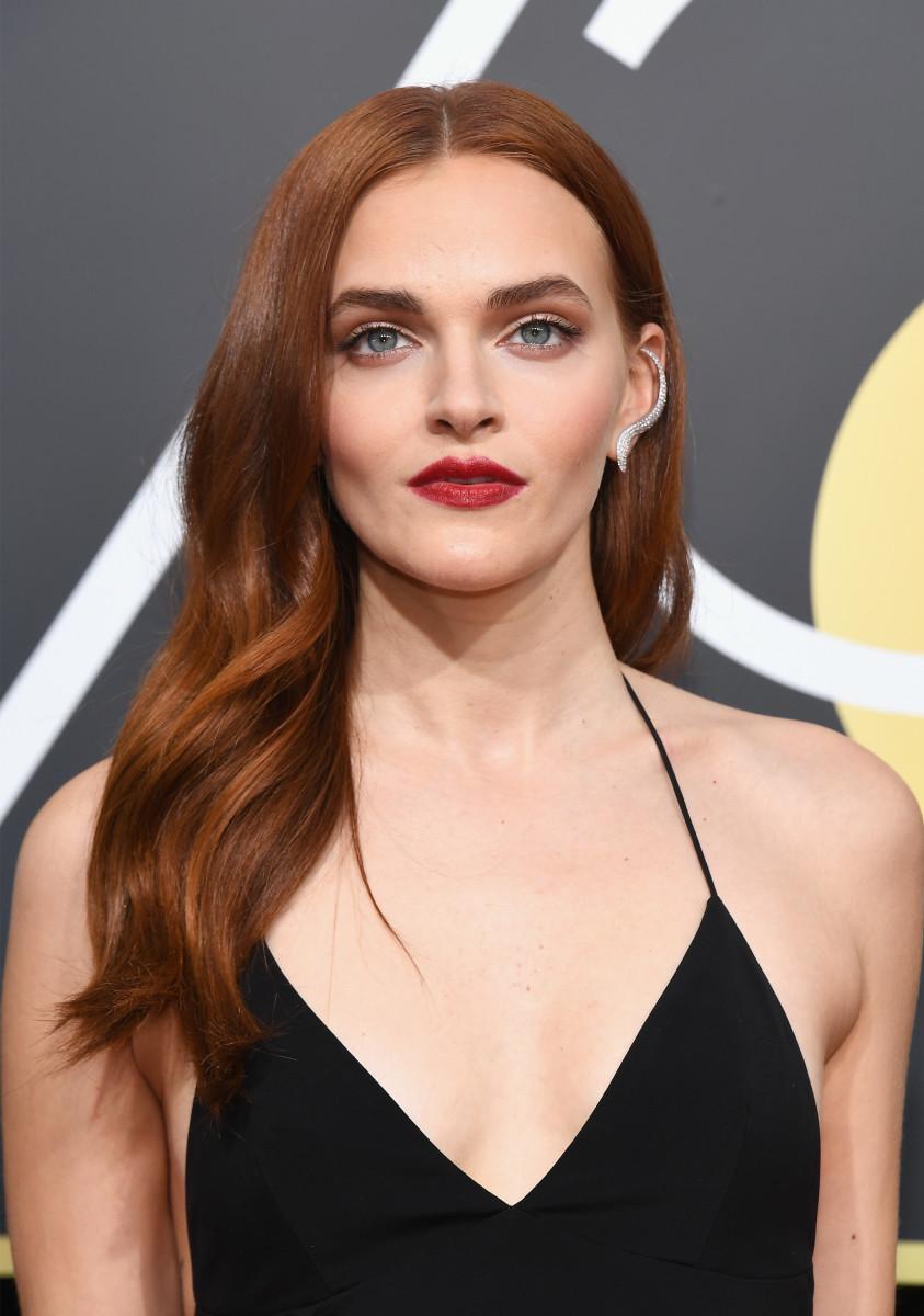 Madeline Brewer, Golden Globe Awards, 2018