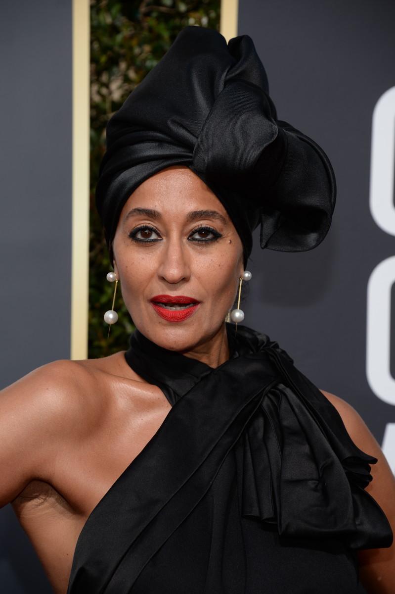 Tracee Ellis Ross, Golden Globe Awards, 2018