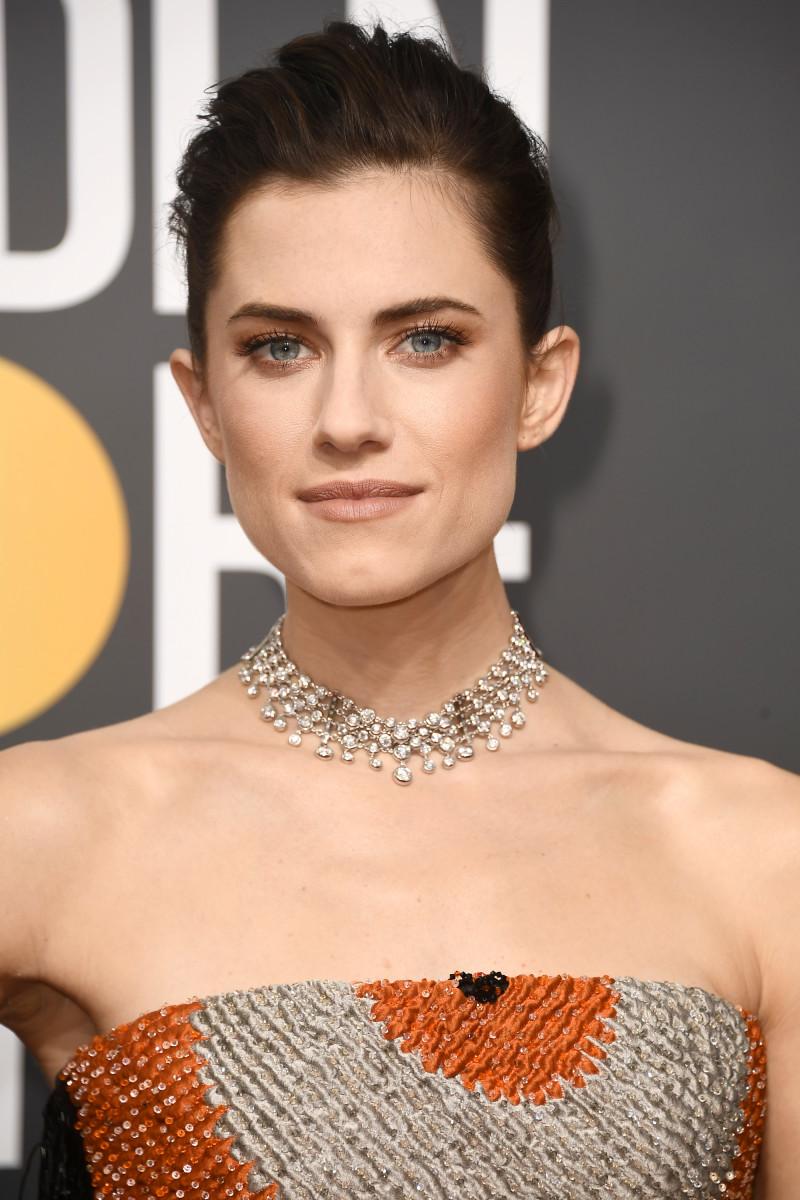 Allison Williams, Golden Globe Awards, 2018
