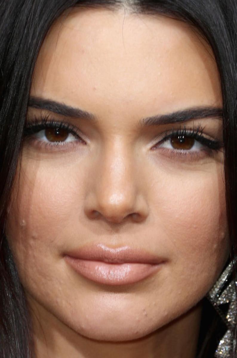 Kendall Jenner, Golden Globe Awards, 2018