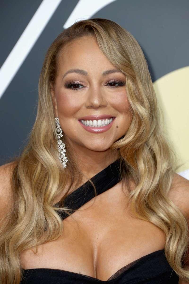 Mariah Carey, Golden Globe Awards, 2018