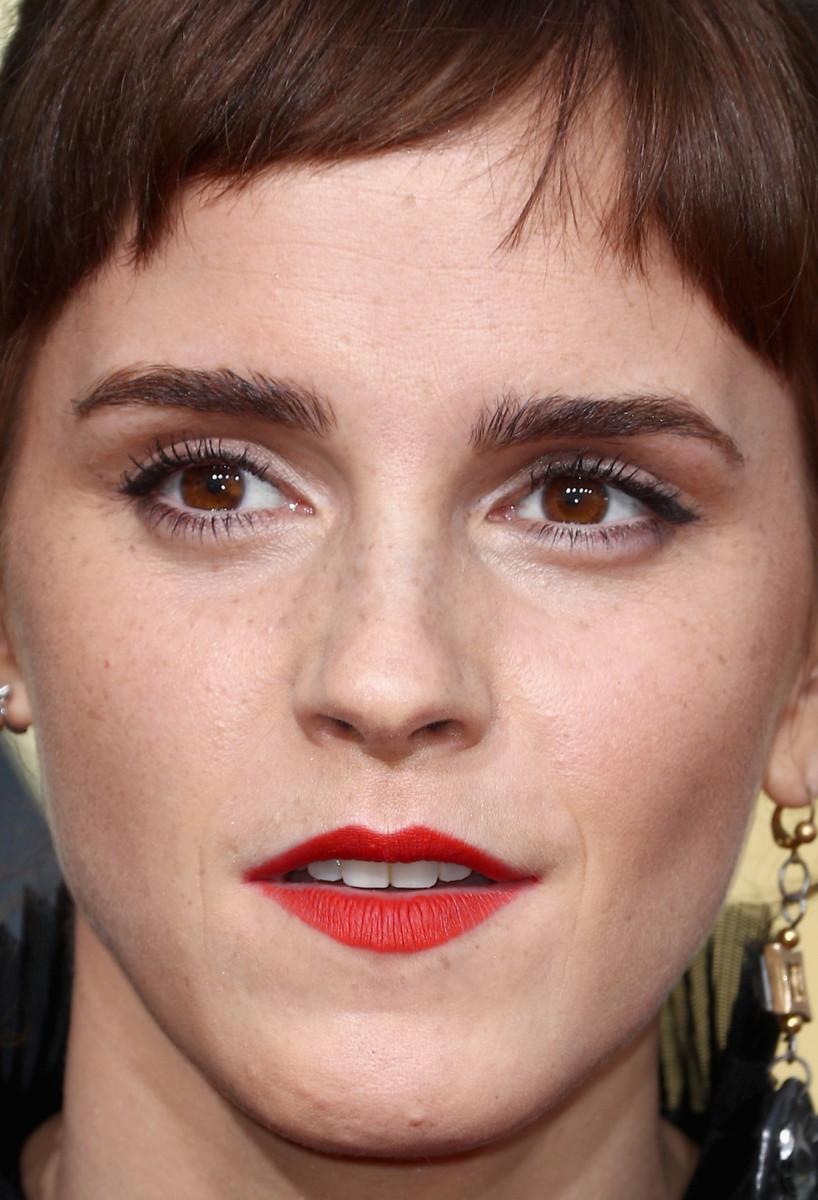 Emma Watson, Golden Globe Awards, 2018