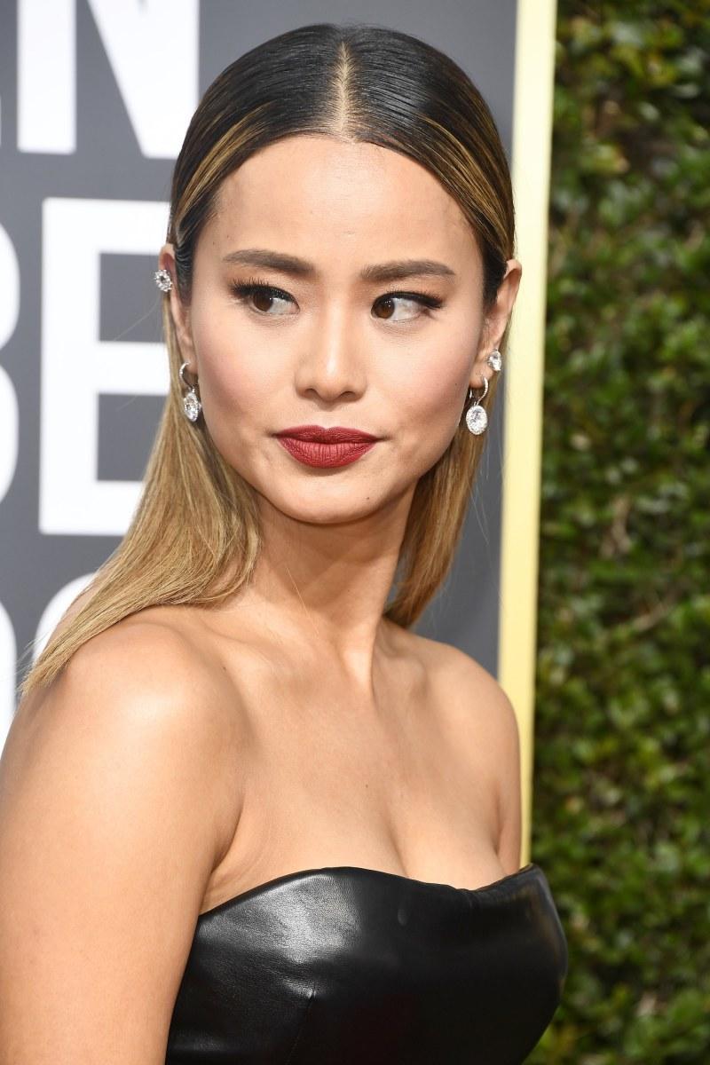 Jamie Chung, Golden Globe Awards, 2018