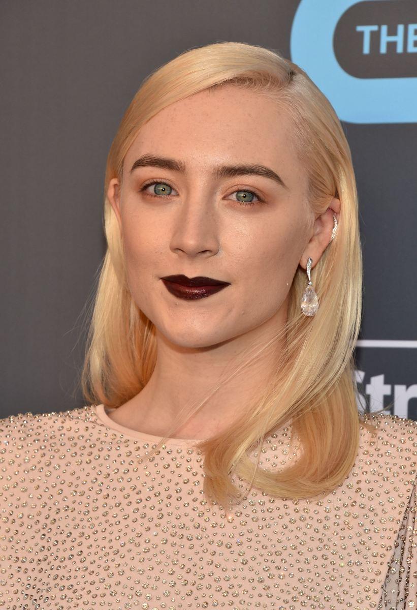 Saoirse Ronan, Critics' Choice Awards, 2018