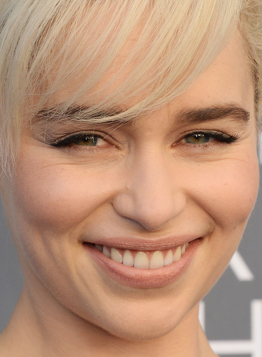 Emilia Clarke, Critics' Choice Awards, 2018