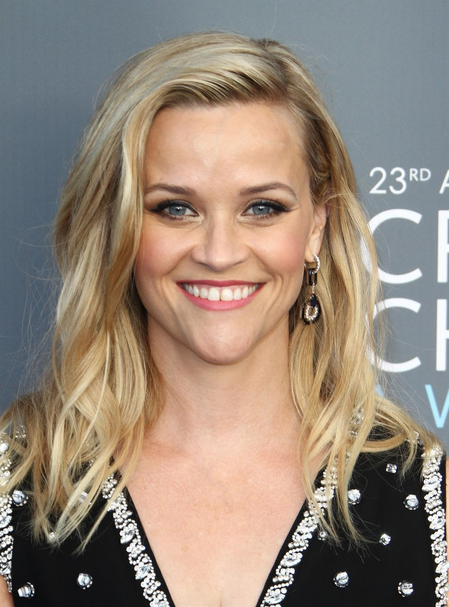 Reese Witherspoon, Critics' Choice Awards, 2018