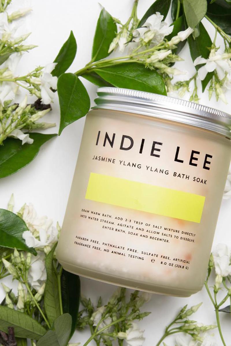 Indie Lee natural skincare