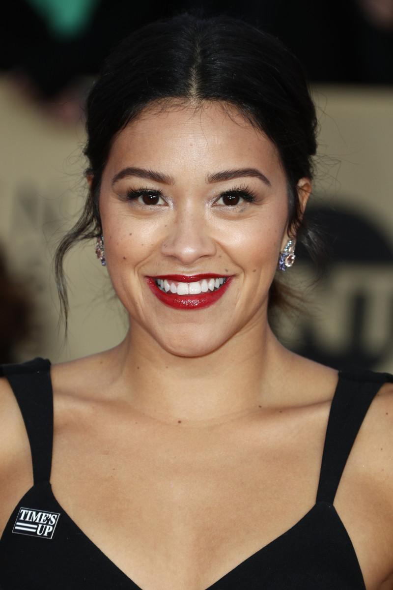 Gina Rodriguez, SAG Awards, 2018