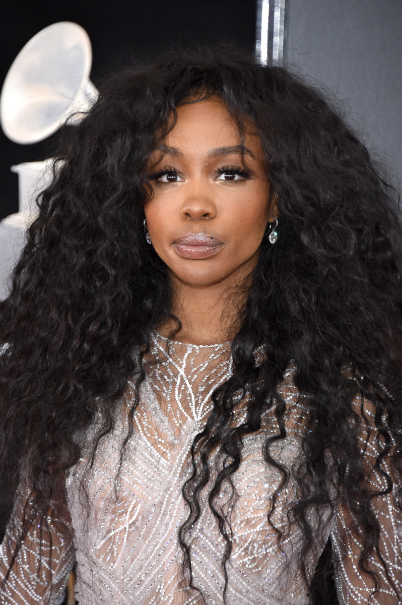 SZA, Grammy Awards, 2018