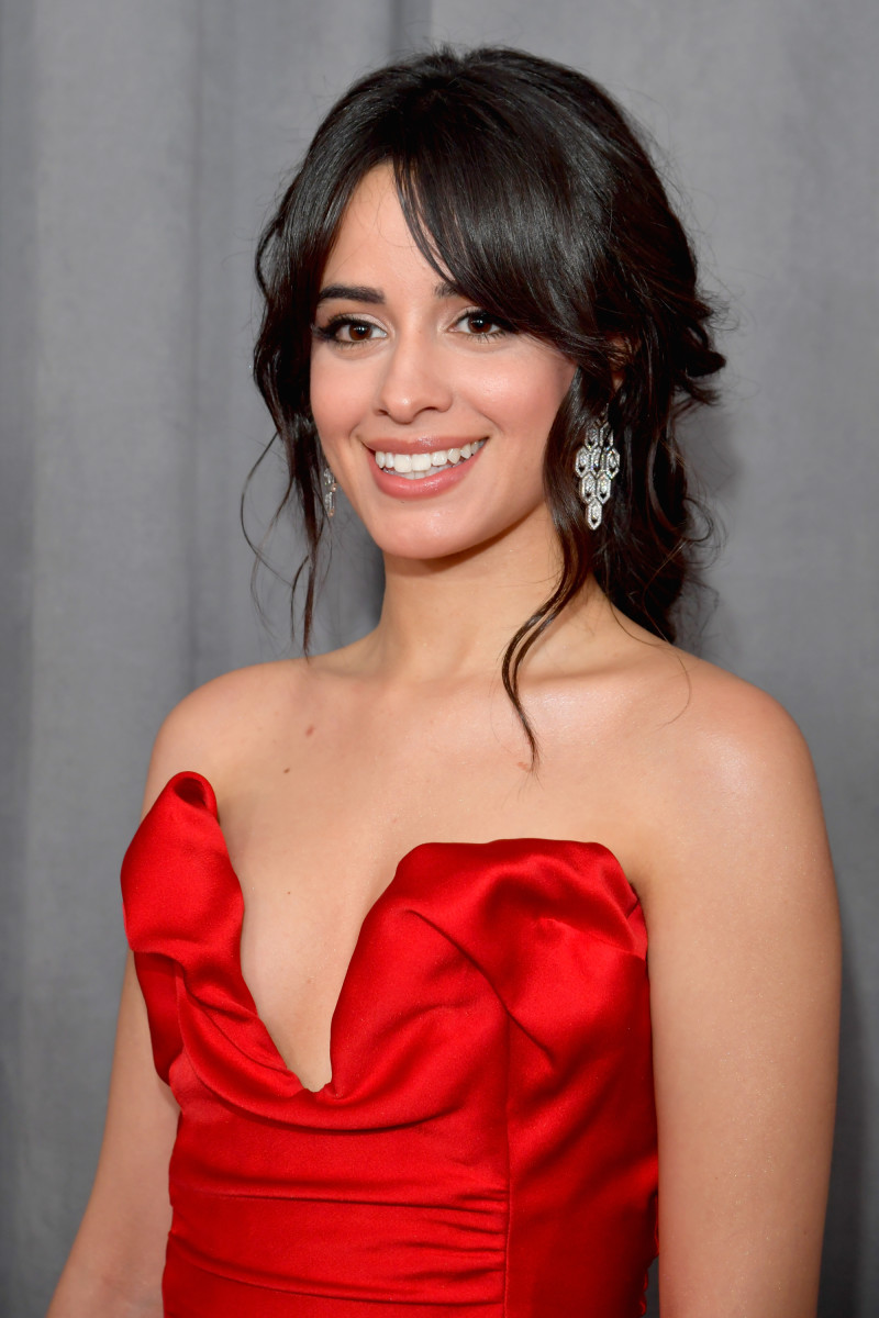 Camila Cabello, Grammy Awards, 2018