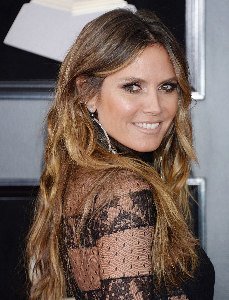 Heidi Klum, Grammy Awards, 2018