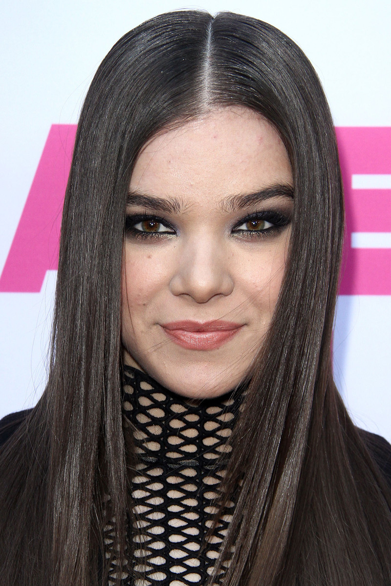 Hailee Steinfeld, Barely Lethal premiere, 2015