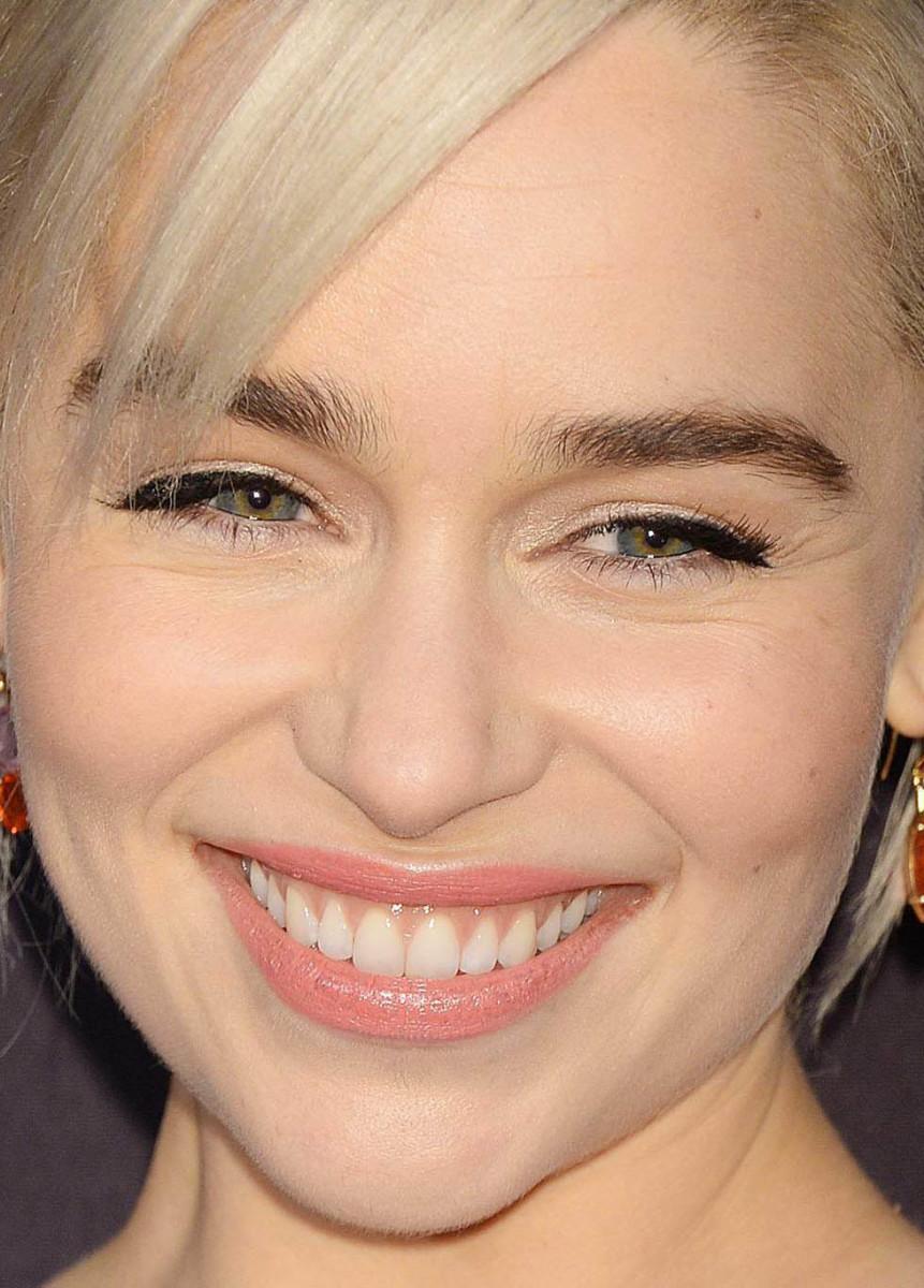 Emilia Clarke, BAFTA Los Angeles Tea Party, 2018