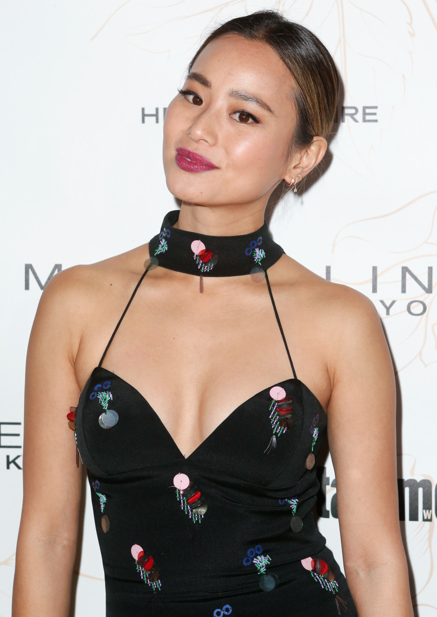 Jamie Chung, Entertainment Weekly SAG Nominees celebration, 2018